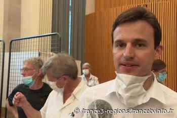 Municipales 2020. Belley (Ain) : Dimitri Lahuerta est élu - France 3 Régions