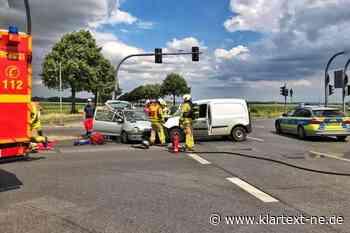 Grevenbroich - Feuerwehr mit einsatzreichem Samstag   Rhein-Kreis Nachrichten - Rhein-Kreis Nachrichten - Klartext-NE.de
