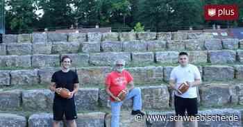 Warum zwei junge Männer American Football ausgerechnet in ihrem Heimatdorf groß machen wollen - Schwäbische
