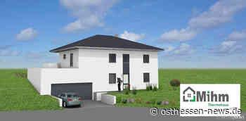 Mihm Thermobau: Einfamilienwohnhaus in Lich besichtigt - Osthessen News