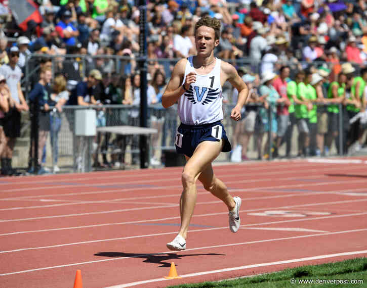 Valor Christian's Cole Sprout named Colorado's Gatorade boys track and field athlete of the year