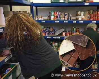 Lewisham Foodbank gets chocolate donations after complaints - News Shopper