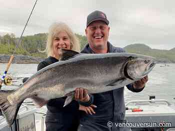 Book a B.C. fishing package in peak fishing season