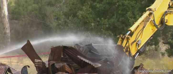 Paramount Ranch Cleanup, Restoration Gets Underway Monday