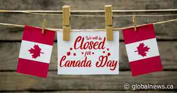 Canada Day 2020: What's open and closed in Guelph