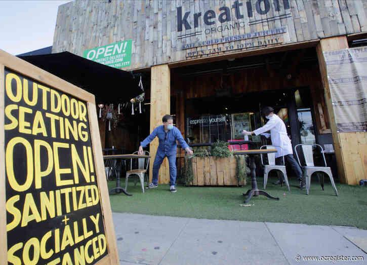 California's small businesses caught in a COVID-19 Catch-22