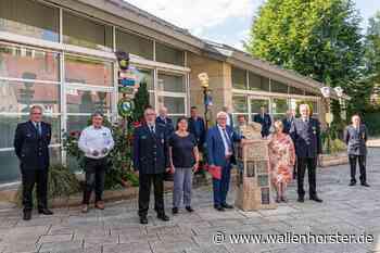 Wallenhorster Gemeindebrandmeister gibt sein Amt ab - Wallenhorster.de