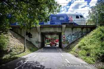 Entree Voerendaal twee maanden dicht: flinke omleiding en mogelijk nieuwe look voor spoorwegviaduct - De Limburger