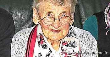 Kersaint-Plabennec : décès de Thérèse Jestin, doyenne du quartier de Lannon - Le Télégramme