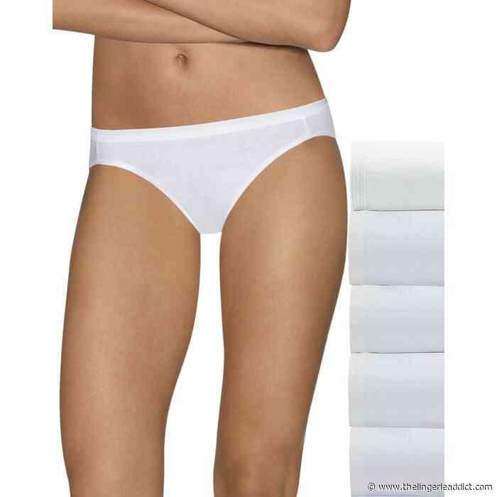 Hanes Cotton Women's Bikini Panties: A Surprisingly Ethical Choice