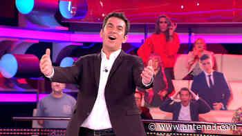 Palmira y Arturo bailan al son de la canción que un concursante compuso en la cuarentena - Antena 3