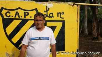 La satisfacción del titular de Palmira al inaugurar la tienda del club - Diario Uno
