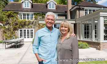 This Morning's Phillip Schofield shares rare look at incredible landing inside £2million home