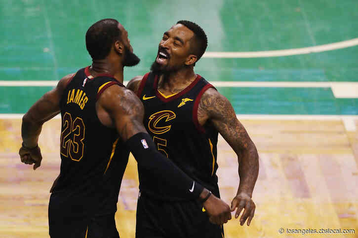 Report: J.R. Smith Signing With Lakers Through End Of Season