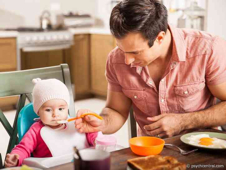 Brief Prenatal Role-Play Predicts New Fathers' Parenting Skills