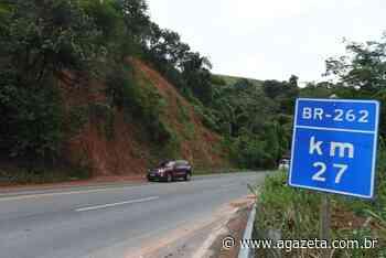 Motorista morre em grave acidente com carreta em Domingos Martins - A Gazeta ES