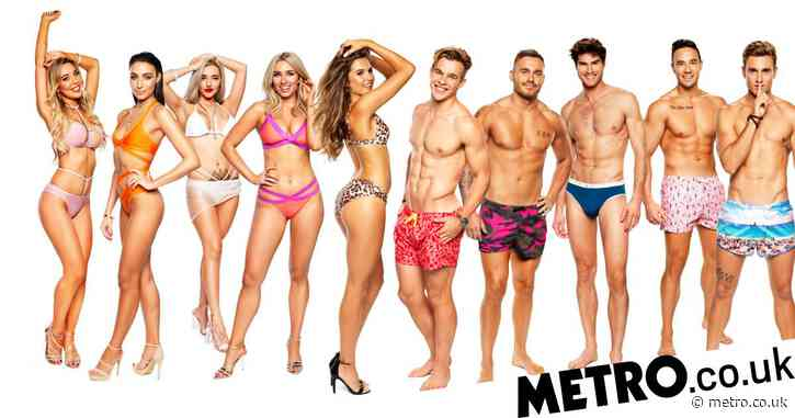 Where is Love Island Australia filmed and is the series a repeat?