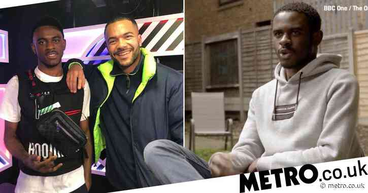 Rapper Mr Strange was 'cut off' by friends after coming out as gay but kids thanked him for inspiring them
