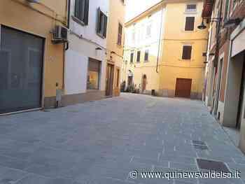 Poggibonsi, terminato cantiere in via Montorsoli - Qui News Valdelsa