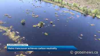 Metro Vancouver achieves carbon neutrality by cutting transportation-related emissions