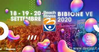 Bibione Beach Fitness si farà dal 18 al 20 settembre in tutta sicurezza. Iscrizioni aperte. - RADIO DEEJAY