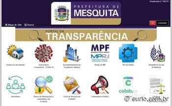 Pesquisa do MP revela que Mesquita é o município mais transparente do Rio - Eu, Rio!