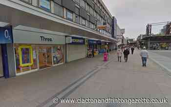Man arrested after burglary at Three Mobile in Basildon town - Clacton and Frinton Gazette