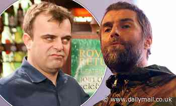 Coronation Street's Simon Gregson tries to end unlikely feud with Liam Gallagher