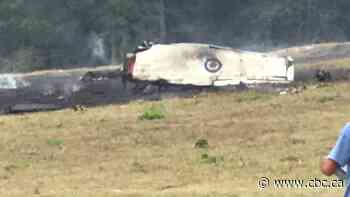 Ejection seat tangled with parachute in October Snowbirds crash: Investigators