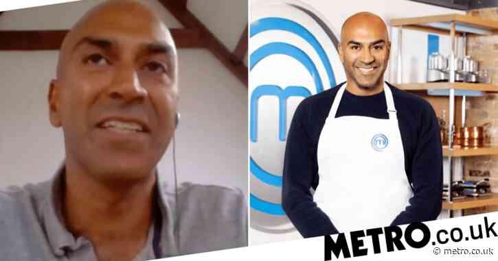 Celebrity MasterChef's Amar Latif recalls terrifying ordeal of battling coronavirus in hospital while blind