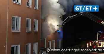 Prozess um Brandstiftung in Northeim: Ex-Mieter bleibt in Psychiatrie - Göttinger Tageblatt