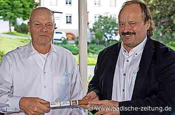 Rotarier mit neuer Spitze - Schopfheim - Badische Zeitung - Badische Zeitung