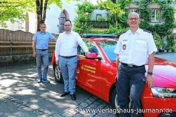 """Schopfheim: """"Feuerwehr nach vorne bringen"""" - Verlagshaus Jaumann - www.verlagshaus-jaumann.de"""