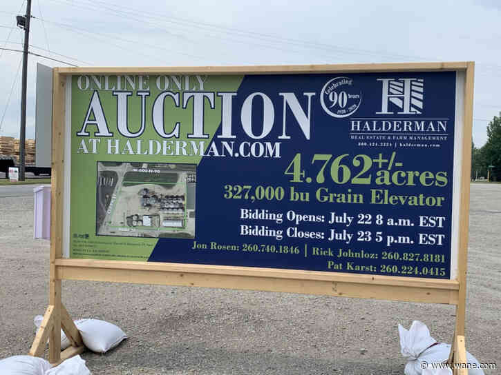 Salamonie Mills locations up for auction, Agland Grain claims hearing date announced