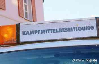 Handgranate aus dem Zweiten Weltkrieg in Siegsdorf gesprengt - Passauer Neue Presse