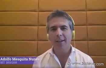 """Adolfo Mesquita Nunes: """"Faz sentido ter um plano especial para o Turismo"""" - Turisver - Turisver"""