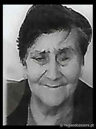 Falecimento de Emília Brito de Sousa Ferreira de Igreja Nova   Região do Zezere - Região do Zêzere