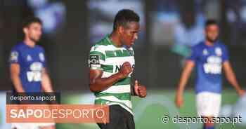 """Sousa Cintra: """"Nunca tive dúvidas sobre Jovane"""" - SAPO Desporto"""