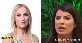 """Teresa pede desculpas a Sofia Sousa em direto no """"Big Brother"""" - Holofote - TvMais"""