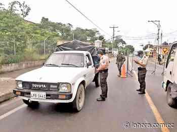 Cierre de frontera beneficia a comerciantes de Macará - La Hora (Ecuador)