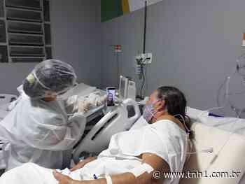 Hospital de Campanha de Arapiraca adota videochamadas para pacientes interagem com familiares - TNH1
