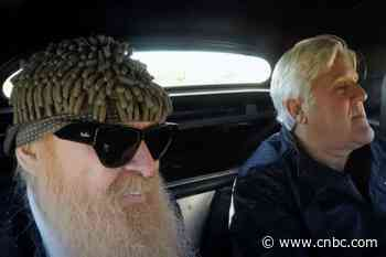 Billy Gibbons, Jay Leno, and a 1934 Ford Coupe - CNBC