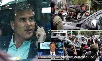 Fox News reporter trapped in car by BLM protesters in CHOP zone