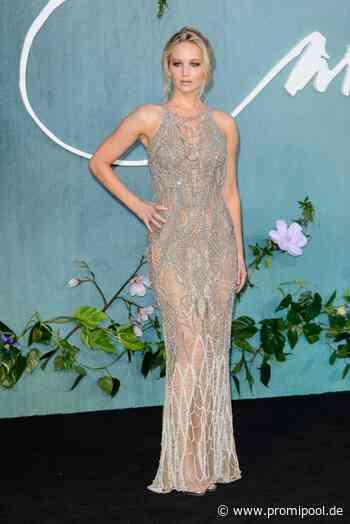 Jennifer Lawrence: So viel musste sie zu Beginn ihrer Karriere abnehmen - PROMIPOOL