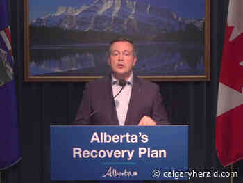 COVID-19 Updates: Calgary Centre under COVID 'watch' | Alberta reports 39 new cases - Calgary Herald