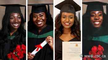'A victory for our Black communities': 4 best friends in Calgary all get into med school - CBC.ca