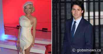 Pamela Anderson thanks Trudeau for support of vegan industry: 'Nothing is sexier than compassion'