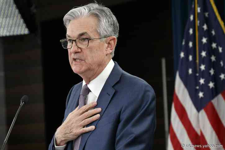 Powell says US economy facing heightened uncertainty