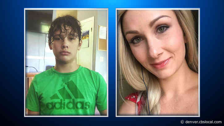 Aurora Amber Alert: Child, Mother Spotted In California