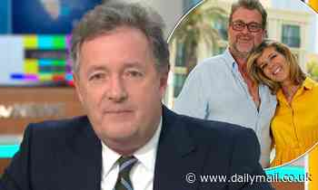 Piers Morgan on Kate Garraway's hope for husband's recovery
